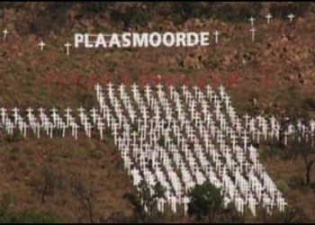 Genocide on white South Africans - Mediekatur II