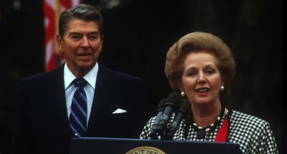 Reagan-Thatcher