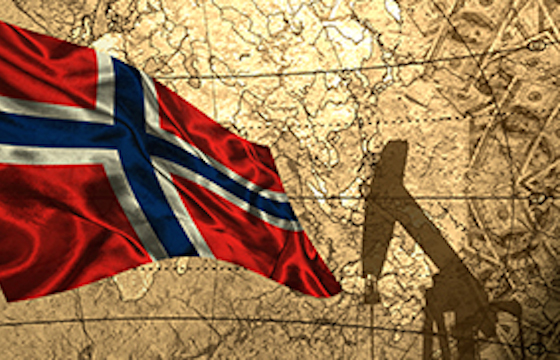 Norway Oil Power