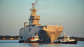 France needs support to cancel the misbegotten Mistral sale