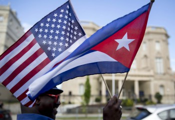 Embassies Reopen as U.S., Cuba Restore Ties