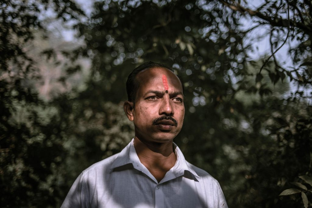 Ganesh Patil found the body of Sheena Bora, whilst walking through the forest adjacent to the Khopoli-Pen stretch of the Mumbai-Goa Highway, Raigad District, Maharashtra. Ganesh has become one of the most important witnessed in the case and is frequentl